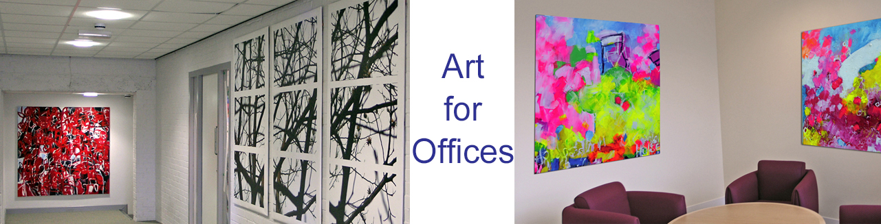 Art For Offoices, Hotels, Restaurants And Public Spaces