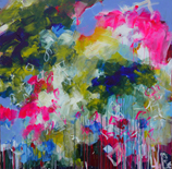Lovely Day Abstract paintings